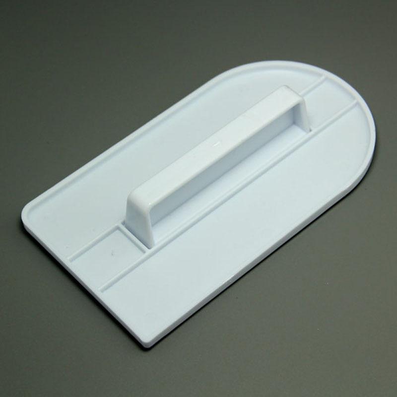 (12ks / lot) Doprava zdarma Kvalitní plastový dort FDA s hladší kulatou hlavou