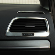 Car Passenger Side Air Conditioning Outlet Vent Trim Cover Sticker For VW  GOLF 7 MK7 Auto d196260136c8