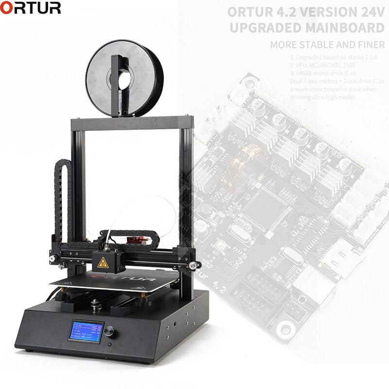 Chine imprimante 3d Kit grande imprimante taille 260*310*305 MM pas cher imprimante 3D en métal avec 10 MFilament + 16 GB TF carte comme cadeau fabriqué en chine