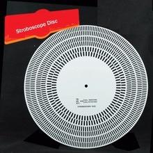 LP Giradiscos De Vinilo Grabar Disco Estroboscopio Disco Disco De Calibración