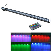 10pcs/lot Waterproof IP65 36W RGB LED High Power Wall Washer Outdoor Lighting (AC85 2650V)