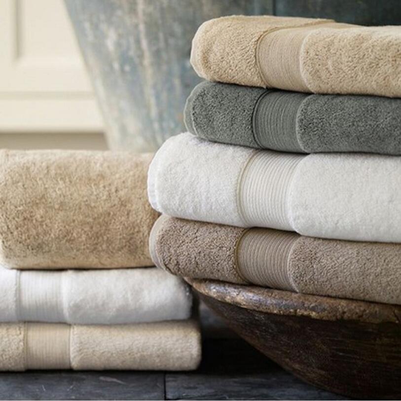 полотенца из египетского хлопка