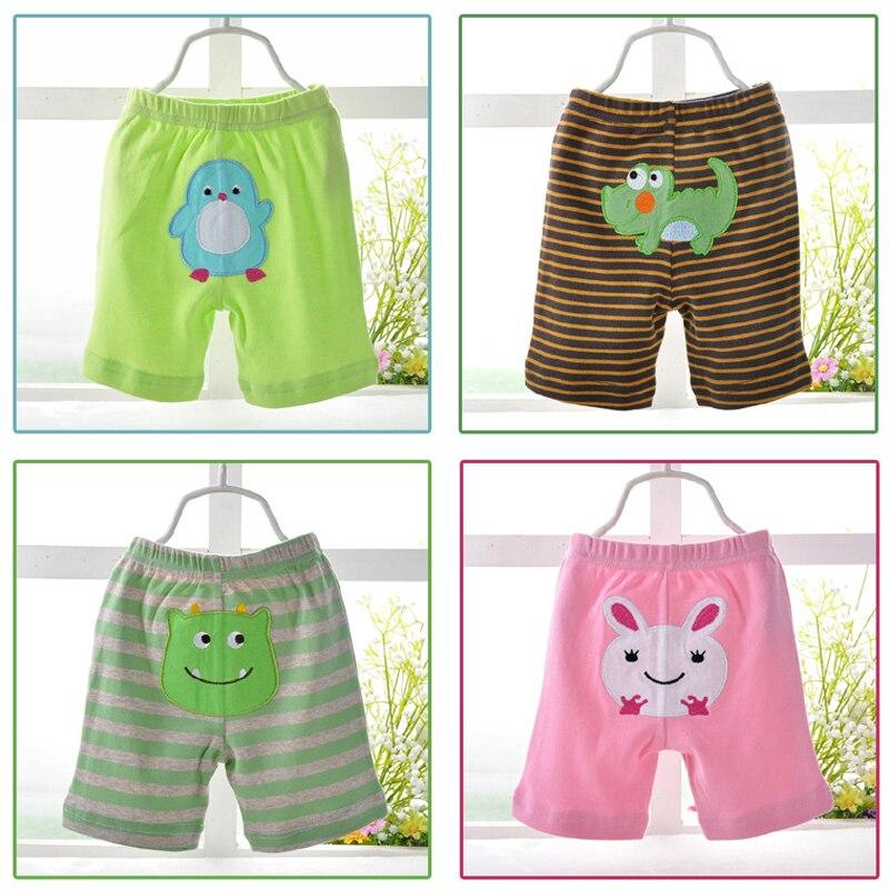 5 części / partia Boys Baby Dziewczyny Spodenki PP Hot Short Pants - Odzież dla niemowląt - Zdjęcie 4