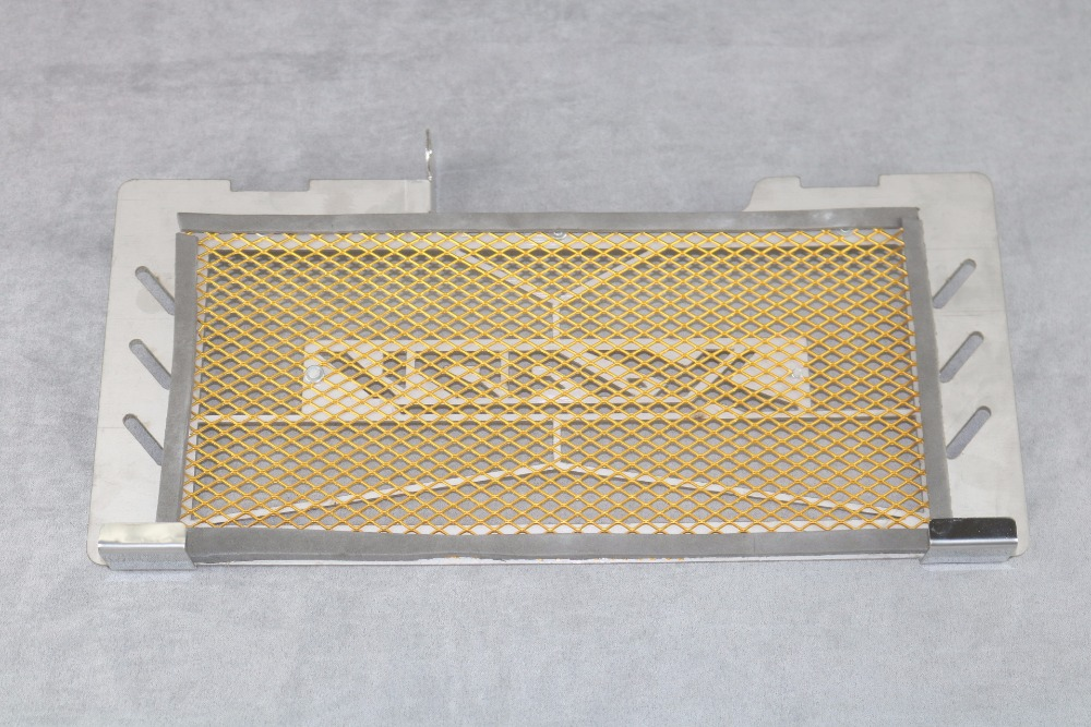 Motorcycle Radiator Grille Guard Cover Protector For HONDA XADV750 X ADV750 in FanCover from Automobiles Motorcycles