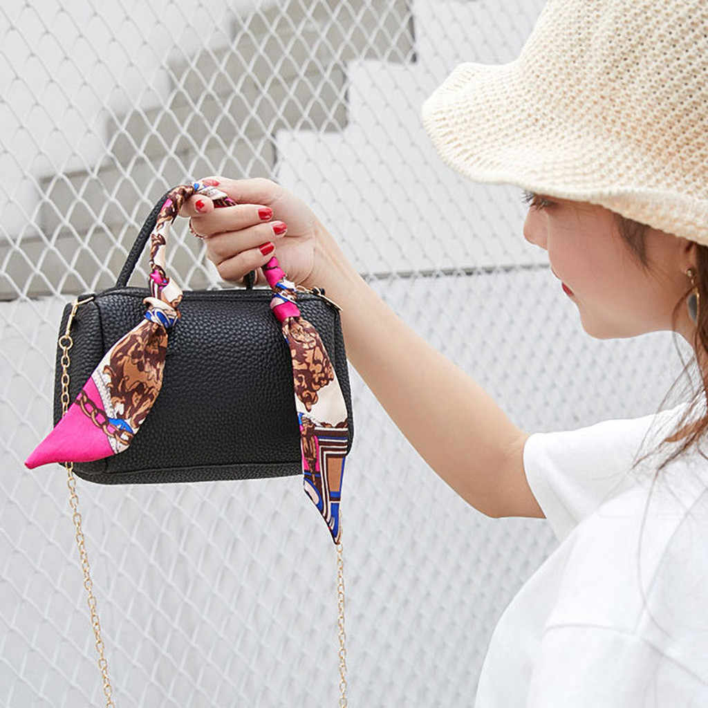 Kadın Çantaları Basit Şerit Kova Küçük Kare Tek Omuz bolsa feminina ana kesesi femme de marque soldes