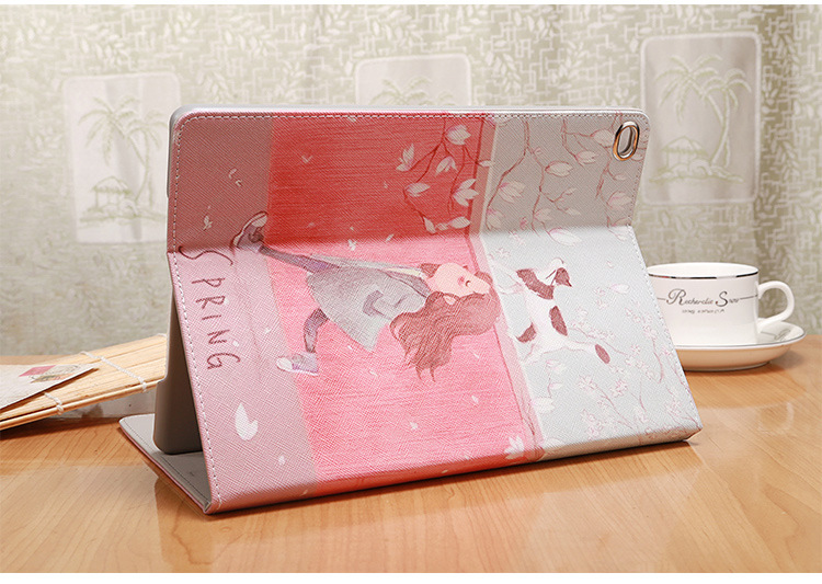 For Apple Ipad mini 1234 Cases High quality PU Leather Flip Stand Pattern Case For iPad 23456 Cover Funda Skin Shell Captain USA in Tablets e Books Case from Computer Office