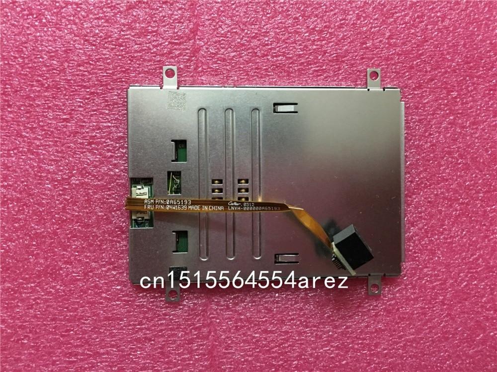 New original laptop Lenovo Thinkpad T420 Card reader PC card slot 04X4676 0A66604 04W1639