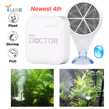 4th nesil Bluetooth Chihiros doktor yosun kaldırmak Twinstar akvaryum aksesuarları karides akvaryum temizleyici tankı temizleme araçları