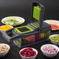 Multi-função máquina de corte vegetal acessórios de cozinha frutas e legumes slicer descascador de batata cenoura ralador de queijo