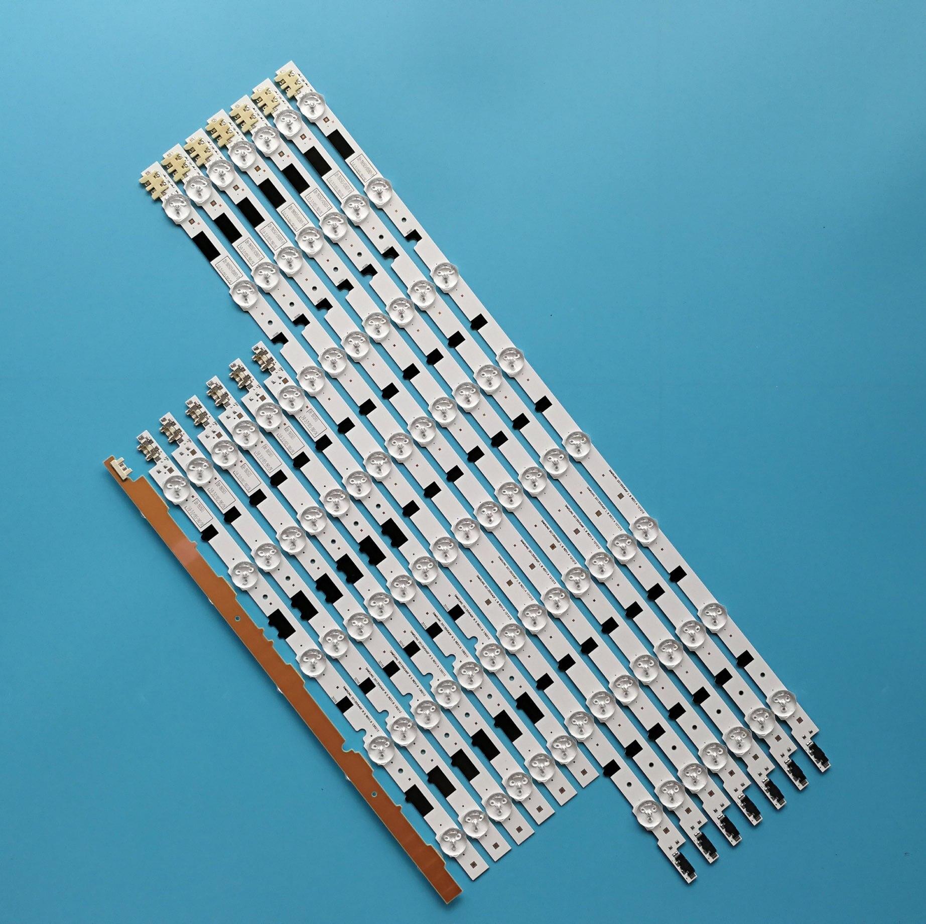 20sets New LED Strip 13 LEDs For Samsung 40 TV 2013SVS40F UE40F6400 D2GE-400SCA-R3 UA40F5500 D2GE-400SCB-R3 UE40F5000 UE40F570020sets New LED Strip 13 LEDs For Samsung 40 TV 2013SVS40F UE40F6400 D2GE-400SCA-R3 UA40F5500 D2GE-400SCB-R3 UE40F5000 UE40F5700