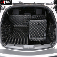JHO Car Accessories Trunk Cargo Liner Non slip Protective Cover Mats For Ford Explorer 2011 19 12 2013 2014 2015 2016 2017 2018