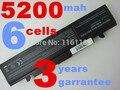 Batería de repuesto para samsung q430 r420 r428 r429 r430 r460 r430 R470 R463 R464 R465 R466 R467 R468 R470 R478 R480 R500 R518
