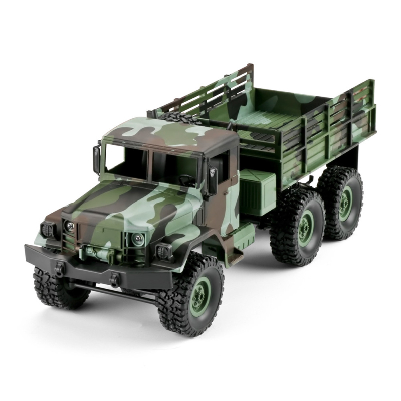 2019 Newest 2.4G 4WD 1:16 Military Off-Road Climbing Rock Crawler Car With LED Light High simulation Car toy RTR model learning 2019 Newest 2.4G 4WD 1:16 Military Off-Road Climbing Rock Crawler Car With LED Light High simulation Car toy RTR model learning