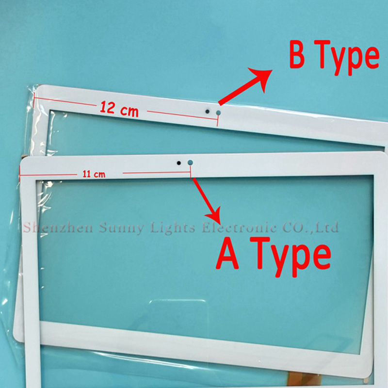 New Touch Screen For 10.1 Inch BDF BMXC S107 touch Panel Digitizer Panel BDF S 107 Sensor touch new touch screen for 10 1 inch bdf kt107