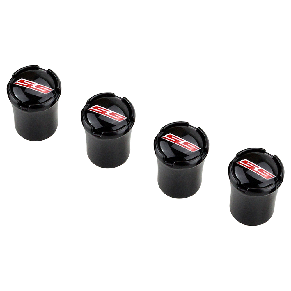Auto Wheel Bandventielen Caps Auto Accessoires Voor Chevrolet Aveo Lacetti Optra Spark Epica Orlando Sonic Camaro Legering Kleppendeksel