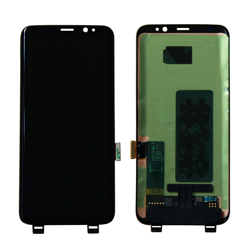 Free Shipping For <font><b>Samsung</b></font> Galaxy <font><b>S8</b></font> G950A G950F SM-G950U/P/V Touch <font><b>Screen</b></font> Digitizer Glass LCD <font><b>Display</b></font> Assembly Panel Replacement image