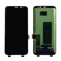 Free Shipping For Samsung Galaxy S8 G950A G950F SM G950U/P/V Touch Screen Digitizer Glass LCD Display Assembly Panel Replacement