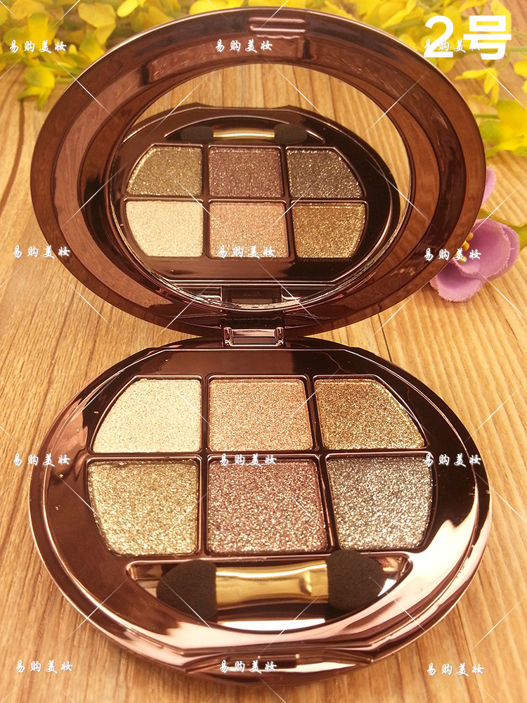 Shiny Eyeshadow Makeup Naked Palette Natura Easy To Wear Brighten Cosmetics Beauty Tools Portable Palette Maquillage Eye Shadow Beauty Essentials