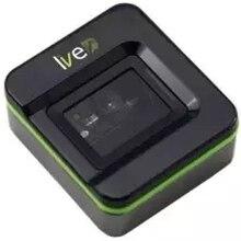 Сканер отпечатков пальцев, датчик отпечатков пальцев, USB считыватель отпечатков пальцев, черный металлический чехол, биометрический считыватель отпечатков пальцев, ANDROID