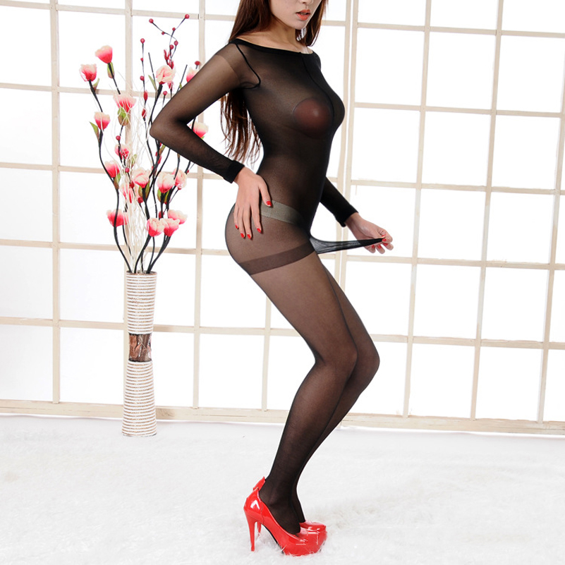 Hot Men's Bodystocking Jumpsuit Bodystocking Sexy Lingerie Body Suit Costumes Erotic Lingerie Tight Catsuit Sexy Mens Underwear