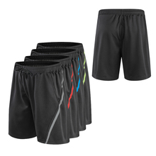 2018 font b Fitness b font Shorts men Breathable Quick Dry Running Sports Shorts Men Football