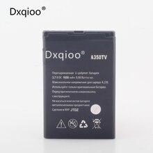 Dxqioo High quality new original  phone battery  for  EXPLAY  Explay  A350TV  a350tv 3.7V  1650mAh  Battery