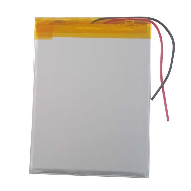 Inner 3000mah 3.7V Battery Pack For DEXP Ursus NS270 / NS170 3G Hit / A169 Irbis TZ709 TZ707 TZ720 3G Tablet Polymer Li-ion