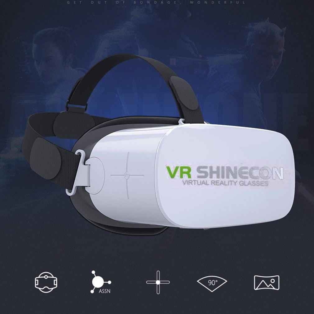Смонтированный на голову аппарат виртуальной реальности 3D очки виртуальной реальности смарт WiFi погружающая гарнитура VR очки 3D VR очки