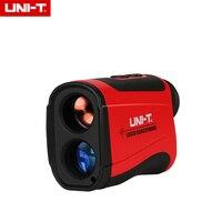 UNI T LR1500 1500M Handheld Monocular Laser Range Finder 6X Telescope Distance Meter Outdoor Rangefinder Golf