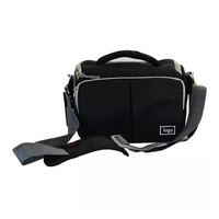 Popular Durable Waterproof Cotton Black Digital Camera Bag For Nikon DSLR D3100 D3200 D5100 D5200 D5300