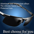 Male male sunglasses polarized sunglasses Men sunglasses sports aluminum magnesium sun glasses