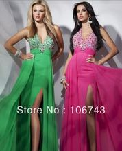 free shipping 2013 new zuhair murad style best seller Sexy bride korea dress wedding Custom size beading crystal party