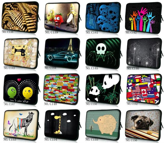 """New Arrival Customized personality laptop bag sleeve case 9.7 10.1 12 13 14 15 15.6 17"""" for ipad macbook pro/air acer hp lenovo"""