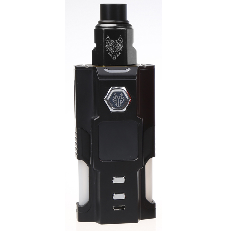 Snowwolf Vfeng Squonk vape kit MOD and atomizer from SIGELEI e electronic cigarette electronics