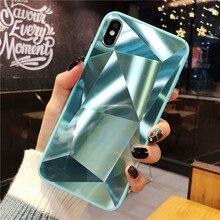 Luxury 3D Diamond Texture case For iphone 7