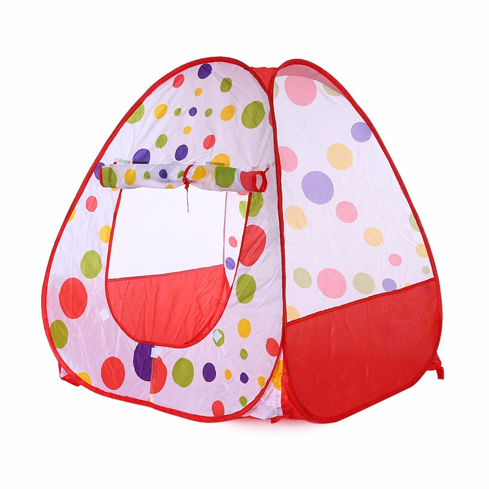 Baby Play Tent Child Kids Indoor Outdoor Tents House Large Portable Ocean Balls Great Gift games Playhouse Free Toys For Children (1)