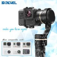FeiyuTech G5 3 AXIS Handheld Gimbal Splashproof Humanized Designed Selfie Frame For GoPro HERO5 HERO 5