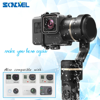 FeiyuTech G5 3 AXIS Handheld Gimbal Splashproof Humanized Designed Selfie Frame For GoPro HERO5 HERO 5