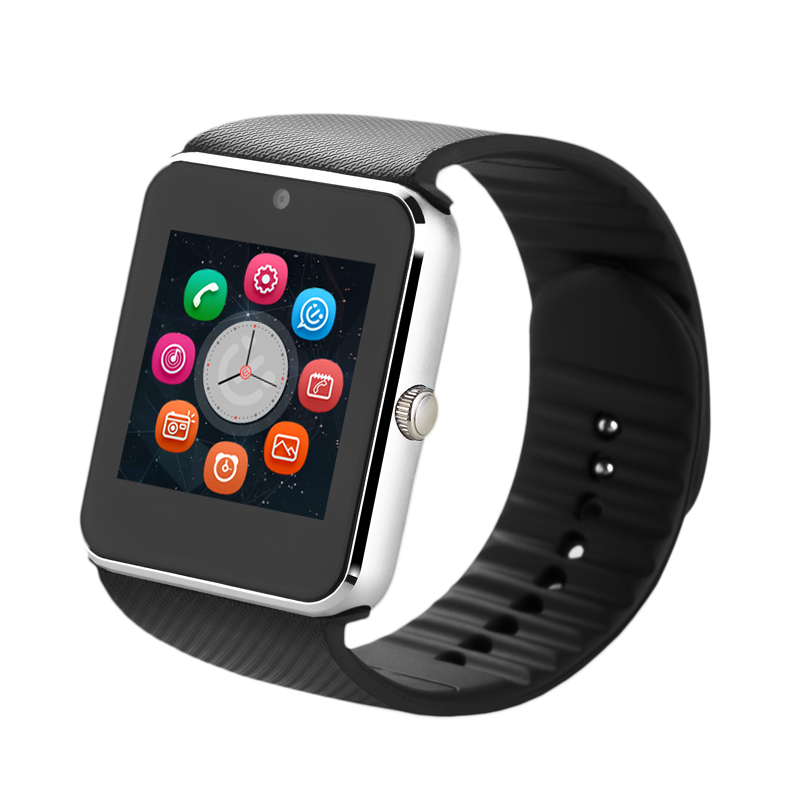 GT08 Plus Bluetooth Smart Watch Support SIM TF Card Wearable Devices SmartWatch For Apple Android PK DZ09 GT08 Watch