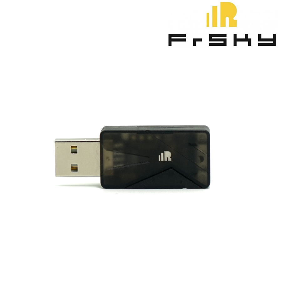 FrSky Compact XSR-SIM WIRELESS SIMULATOR USB Dongle for FrSky Transmitters and Module System