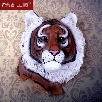 decoration art gift craft Fashion home resin craft steller's decoration personalized wall muons gift hangings