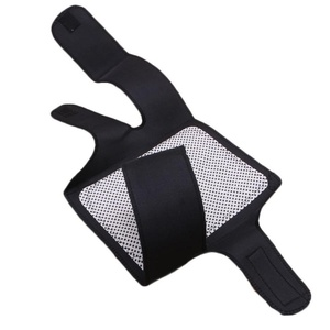 Image 5 - 1 ペア治療ヘルスケア自発発熱ニーパッド磁気ジョイントトルマリン自己発熱膝温暖化運動ニーパッド