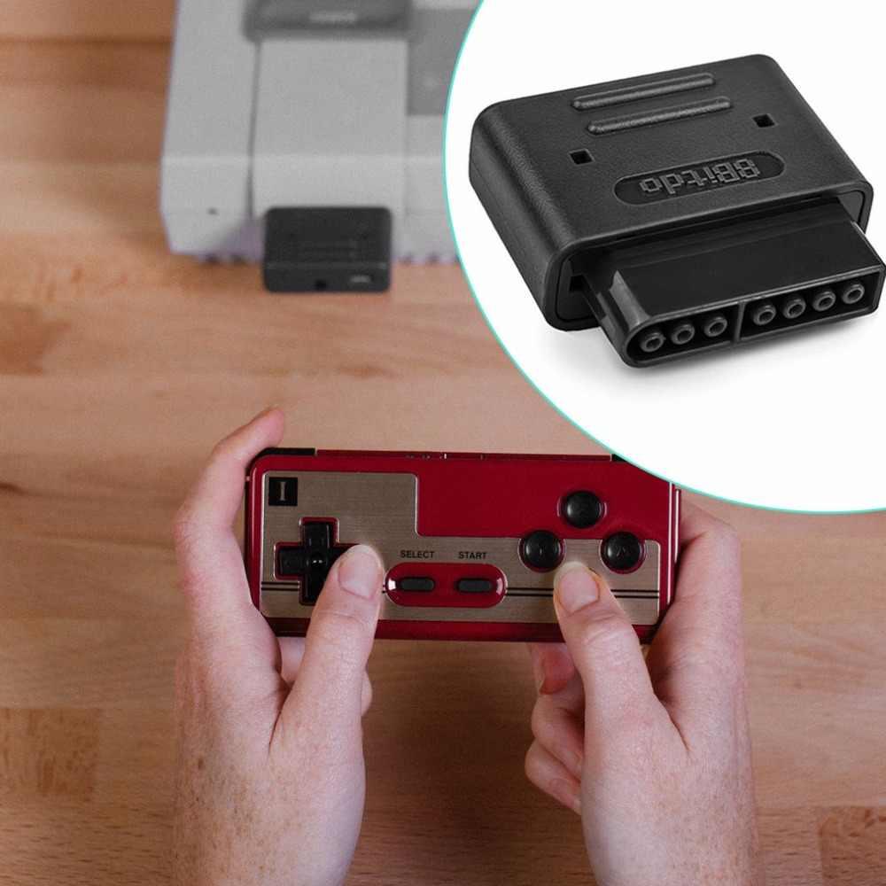 Bluetooth беспроводные Игровые приставки ручки приемник для старых консолей для SNES/SFC версия для 8 Bitdo для PS3/4 для wii mote для wii U Proo