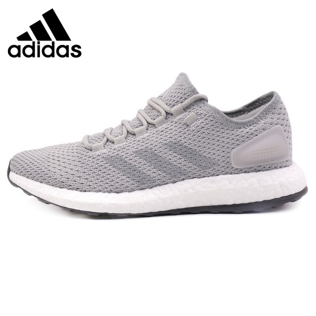 new concept 41e7e 1d6c3 Original New Arrival 2018 Adidas PureBOOST Clima Men s Running Shoes  Sneakers