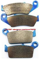 Sintered Motorcycle Disc Brake Pads Set Fit KAWASAKI KLX650 KLX 650 R D1 1996