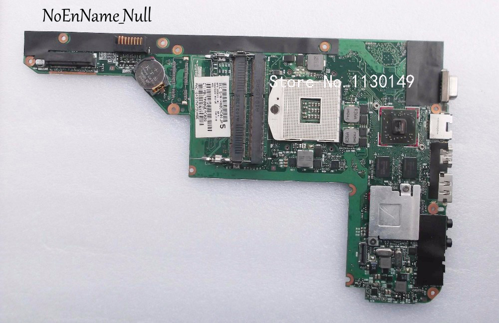 Notebook Mainboard 630820-001 For HP Pavilion CQ32 DV3 DV3-4000 Laptop Motherboard System Board TESTED WELL