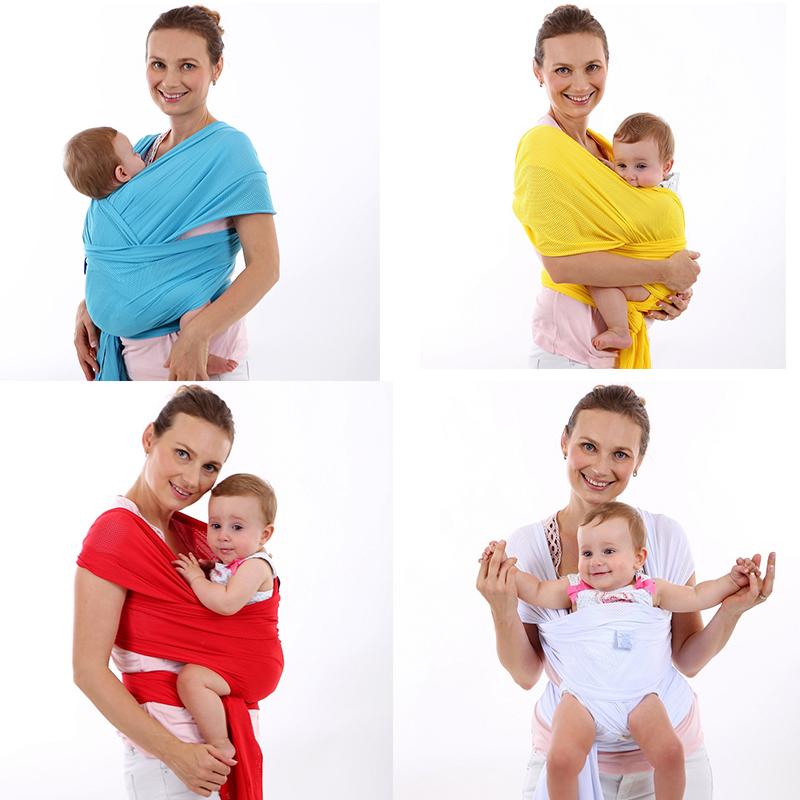 Acheter EGMAO Mode Confortable Infantile Sling Doux Naturel Wrap ... 1e7cee7c388
