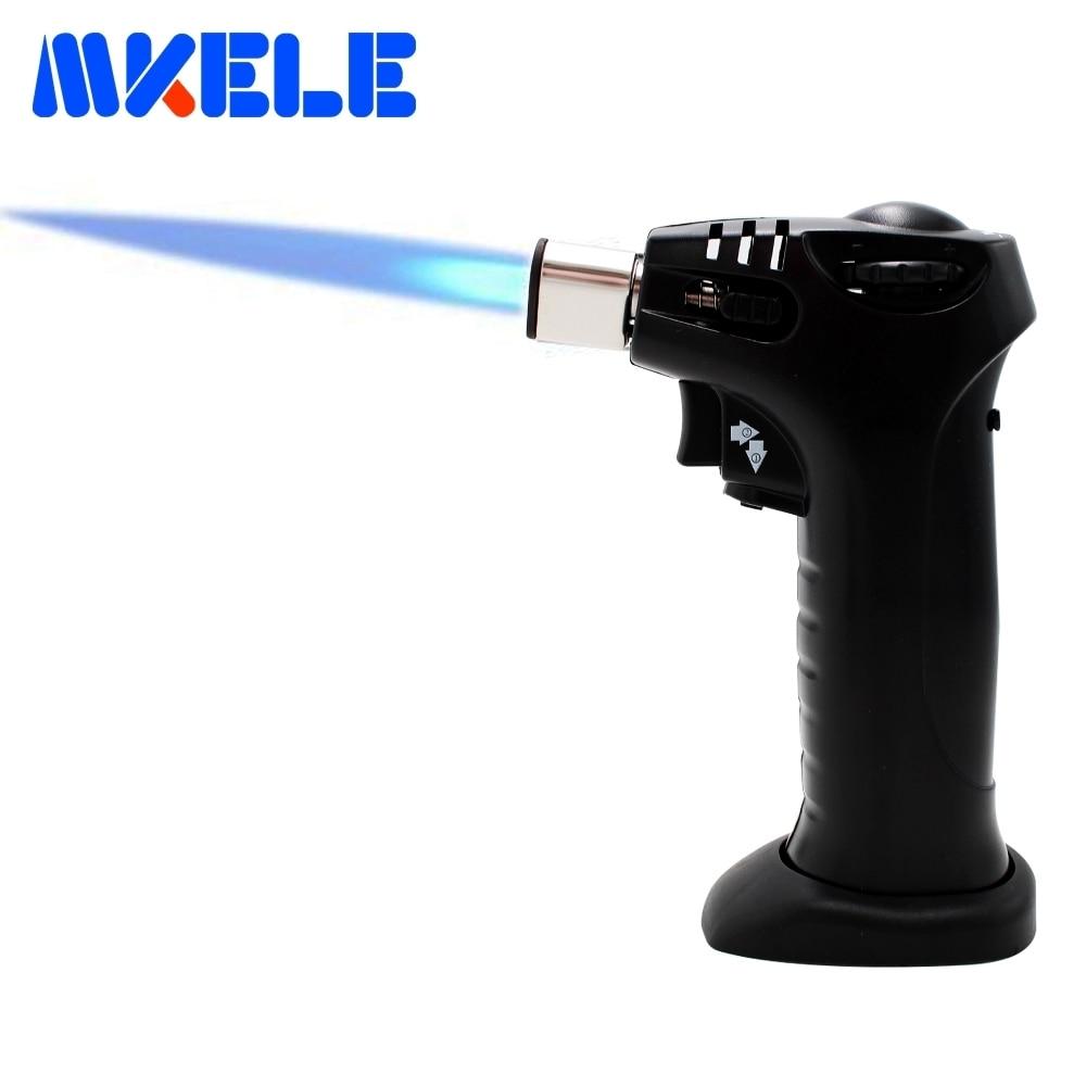 Mini Cordless Torch Gas Solder Pen Iron Heat Gun Welding Compact Refillable Tool