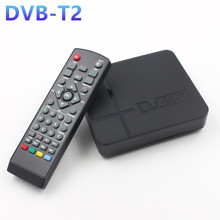 HD DVB-T2 Digital Terrestrial Receiver Set-top Box With Multimedia Player H.264/MPEG-2/4 Compatible With DVB-T For TV HDTV цена и фото