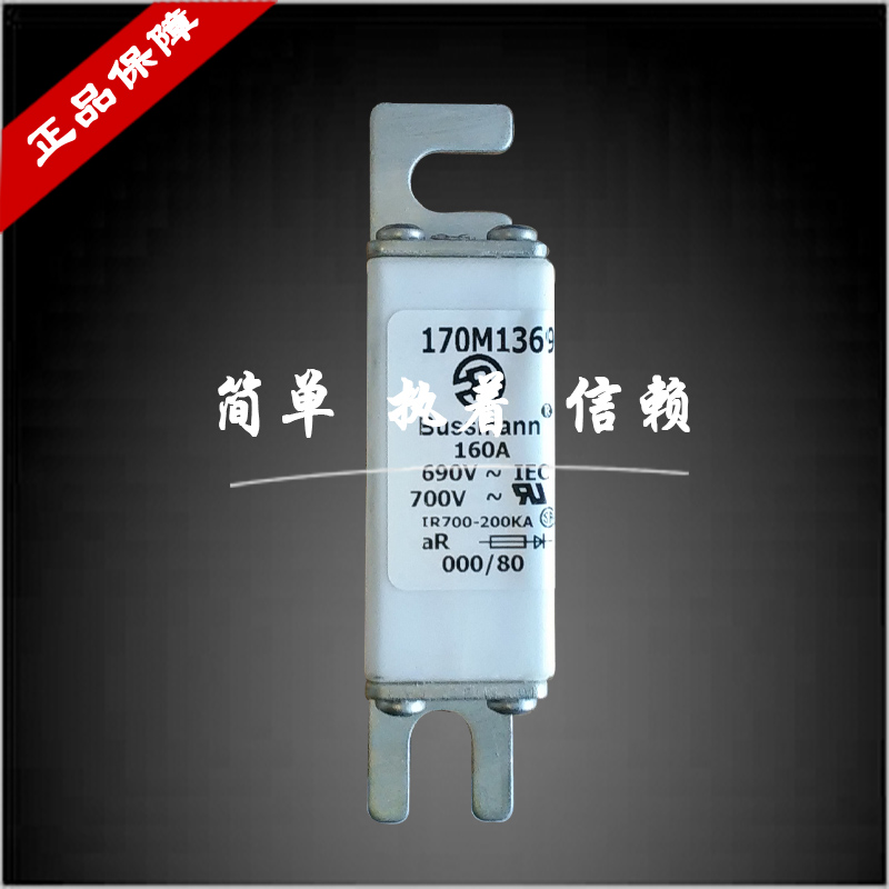 ФОТО Fast Fuse 170M1369 / Bench Type NH000 / 690V160A
